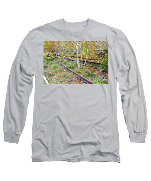 High Line Print 2 Long Sleeve T-Shirt