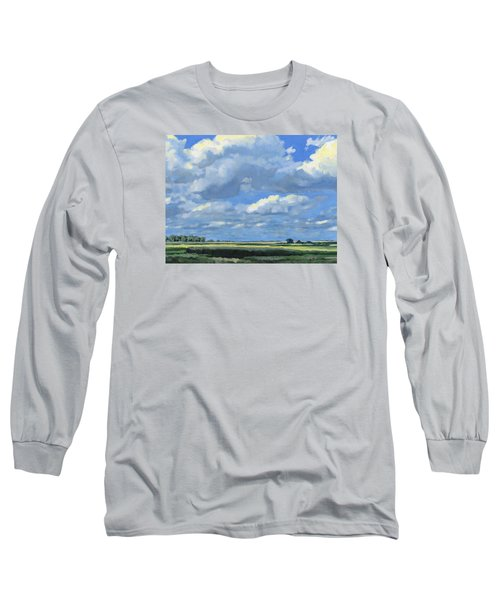 High Summer Long Sleeve T-Shirt