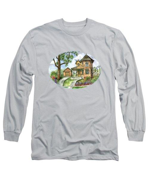 Hilltop Home Long Sleeve T-Shirt