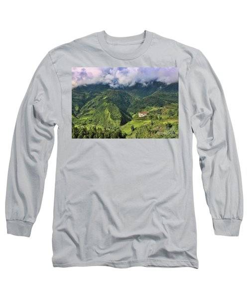 Hilltop Sapa Long Sleeve T-Shirt
