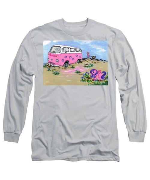 Holidays  Long Sleeve T-Shirt by Teresa White