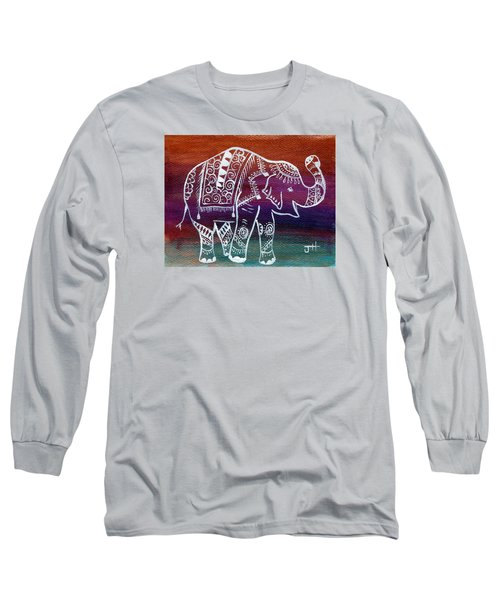 Holi's First Dance Long Sleeve T-Shirt