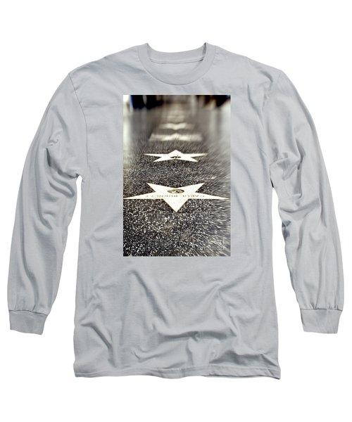 Hollywood Blvd California 19 Long Sleeve T-Shirt