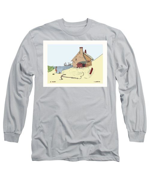 Home By The Sea Long Sleeve T-Shirt