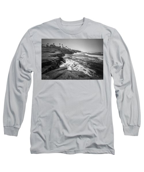 Home Long Sleeve T-Shirt by Ryan Weddle