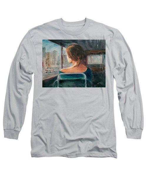 Homecoming... Long Sleeve T-Shirt by Faruk Koksal