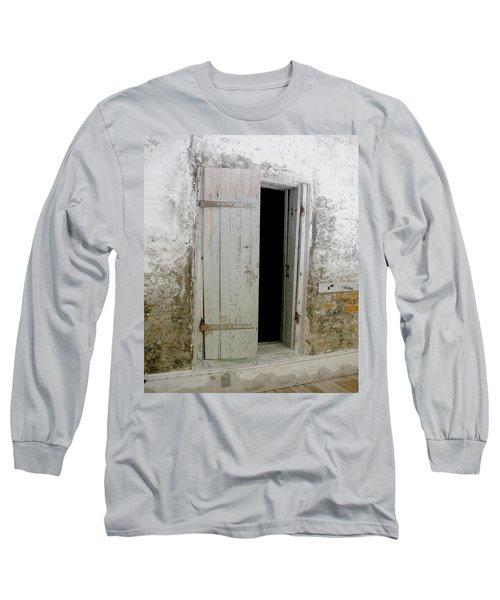 Homeplace Doorway Long Sleeve T-Shirt