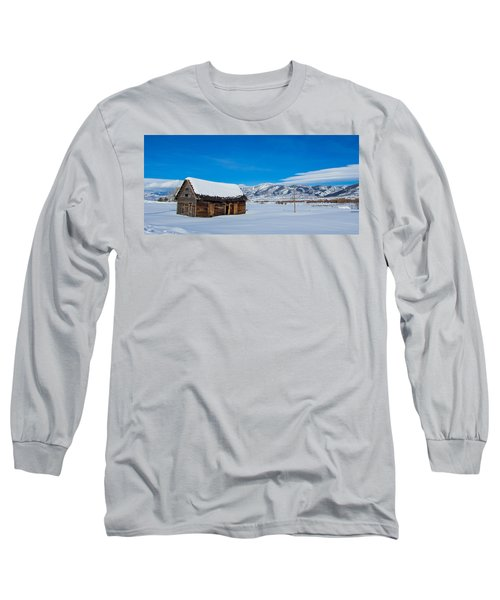 Homestead Long Sleeve T-Shirt by Sean Allen
