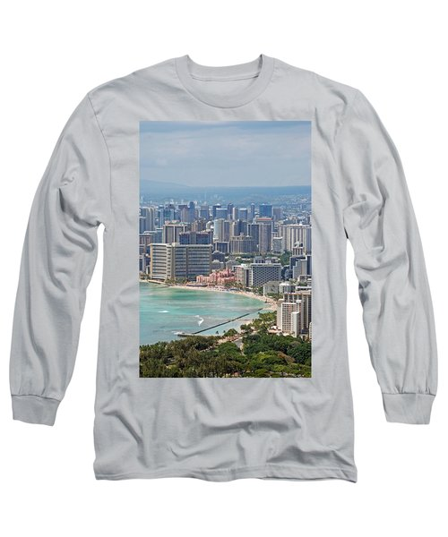 Honolulu Hawaii  Long Sleeve T-Shirt