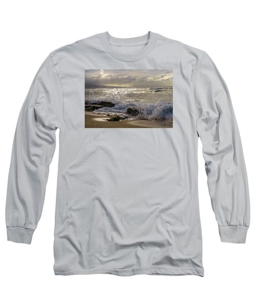 Ho'okipa Beach Maui Long Sleeve T-Shirt