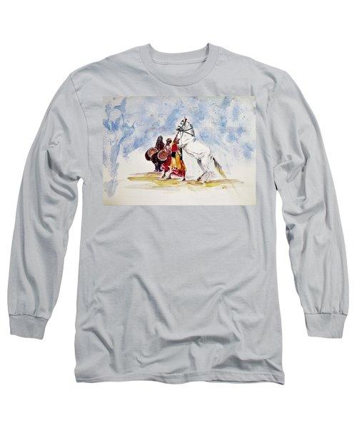 Horse Dance Long Sleeve T-Shirt