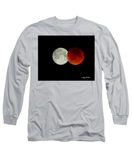 Hours Apart Long Sleeve T-Shirt