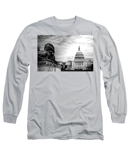 House Of Lions Long Sleeve T-Shirt