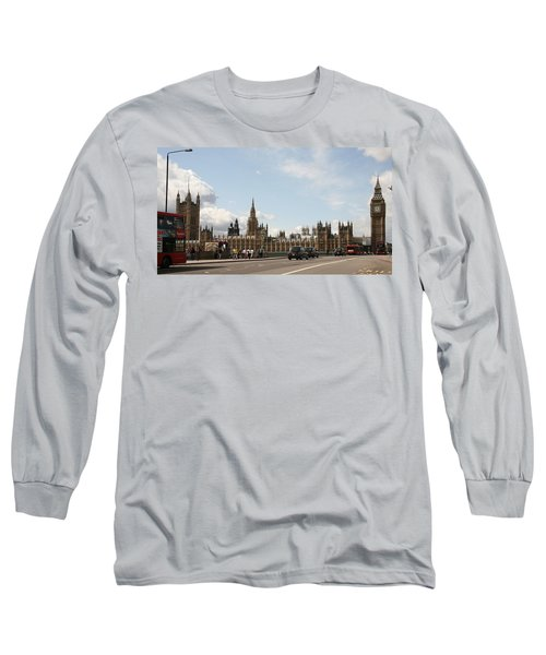 Houses Of Parliament.  Long Sleeve T-Shirt