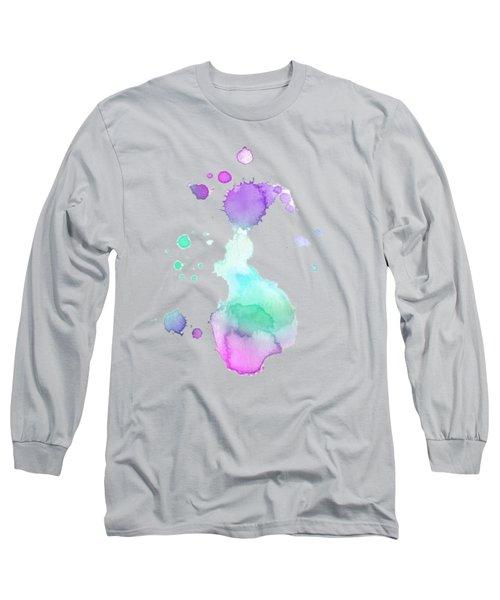 Hues T-shirt Long Sleeve T-Shirt by Herb Strobino