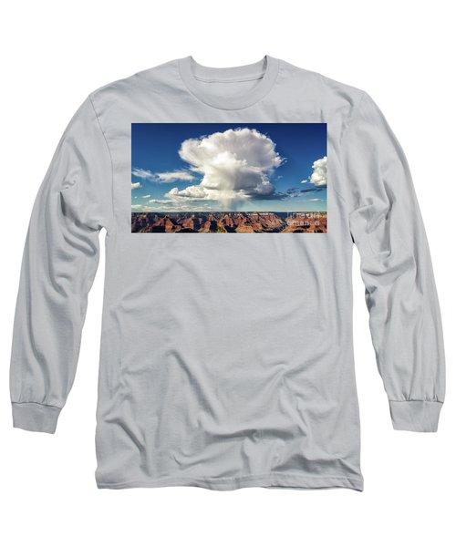 Huge Long Sleeve T-Shirt by Giuseppe Torre