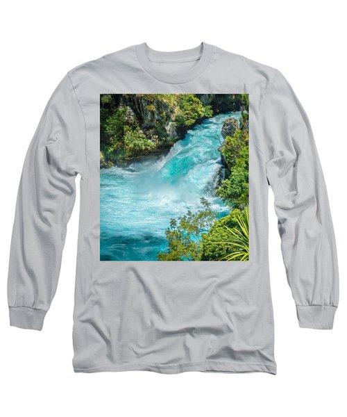 Huka Falls Long Sleeve T-Shirt
