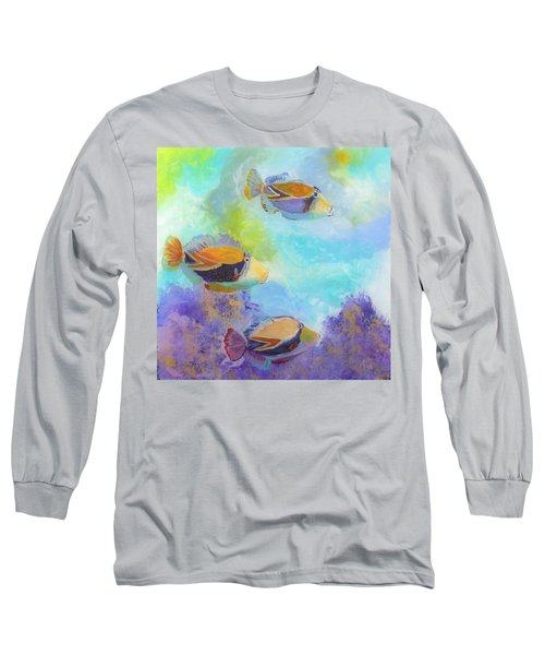 Humuhumu 6 Long Sleeve T-Shirt