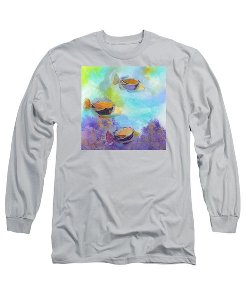 Humuhumu 6 Long Sleeve T-Shirt