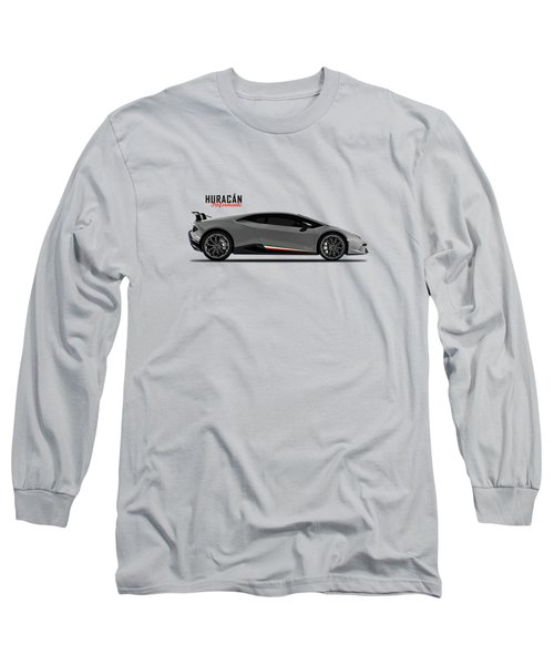 Huracan Performante Long Sleeve T-Shirt