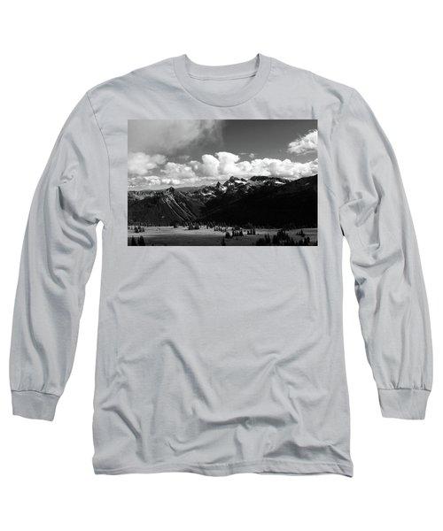 Hurricane Ridge Long Sleeve T-Shirt