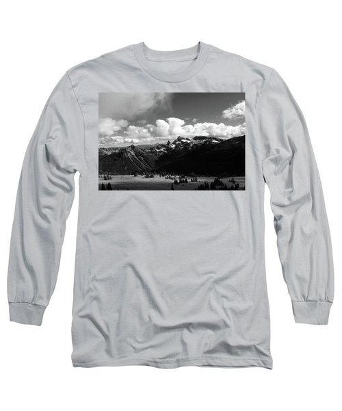 Hurricane Ridge Long Sleeve T-Shirt