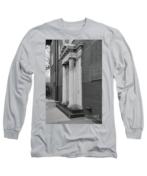 Hurst House Door Long Sleeve T-Shirt