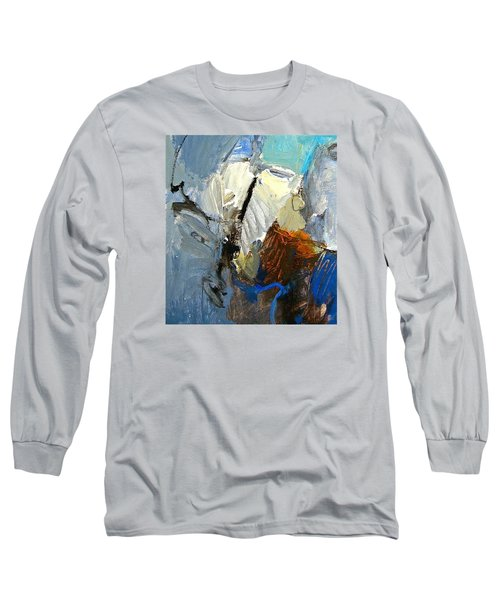 Hydra- Igneous Flame  Long Sleeve T-Shirt by Cliff Spohn