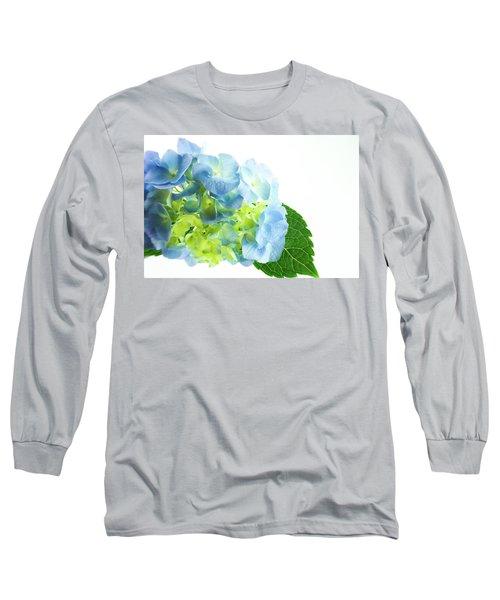 Hydrangea Magic Long Sleeve T-Shirt