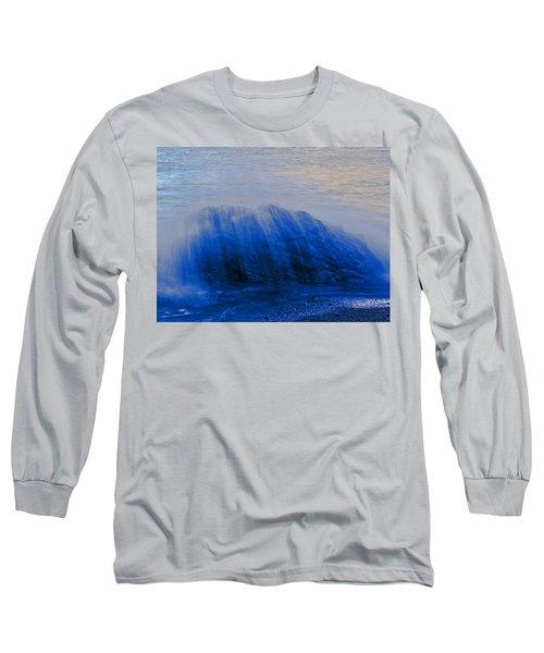 I Am A Rock Long Sleeve T-Shirt