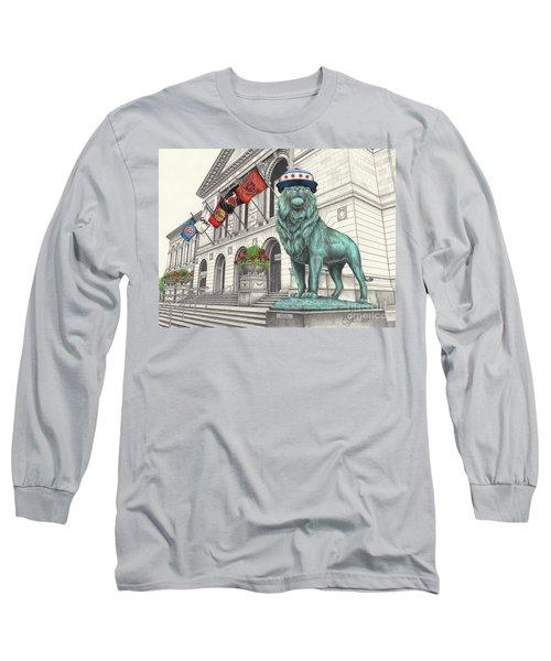 I Love Chicago Vol. 3 Long Sleeve T-Shirt