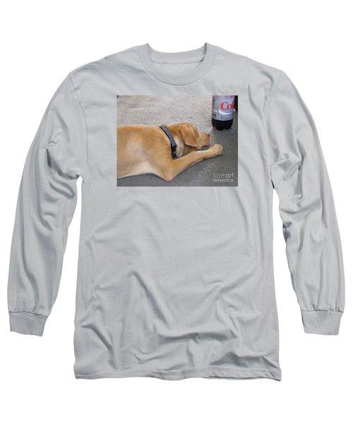 I Love Diet Coke Long Sleeve T-Shirt