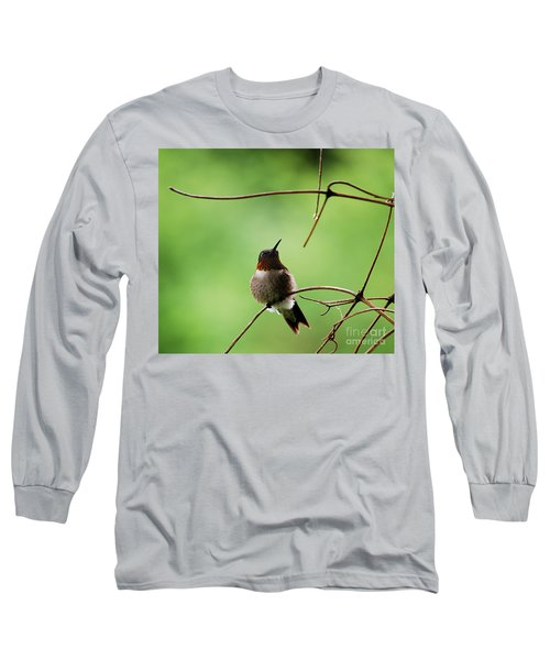 I Need A Drink Long Sleeve T-Shirt