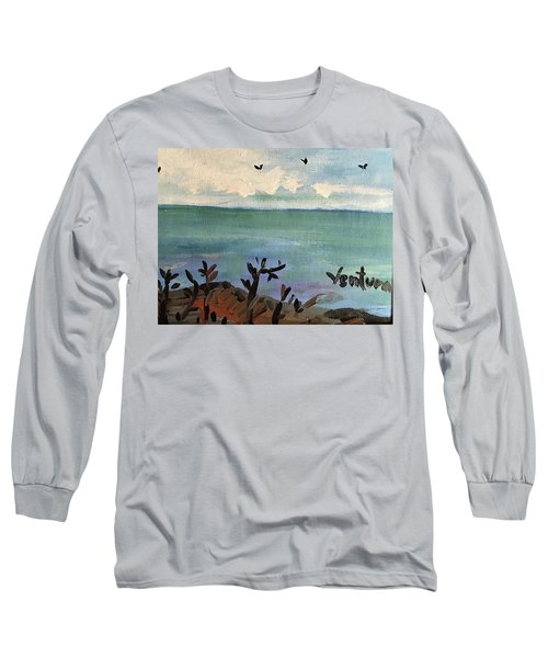 I Stood There And Watched It All Long Sleeve T-Shirt