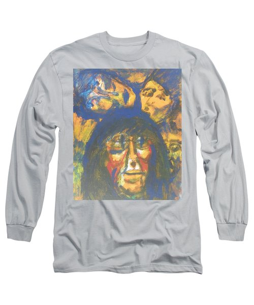 I Thought They Were Friends Long Sleeve T-Shirt