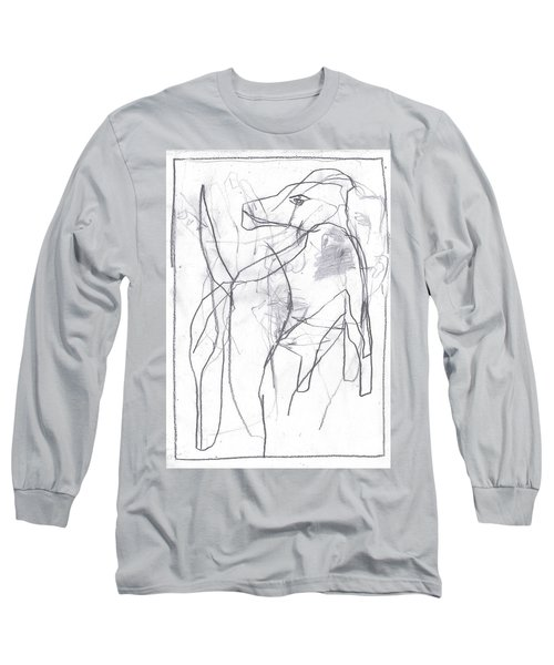 I Was Born In A Mine 10 Long Sleeve T-Shirt