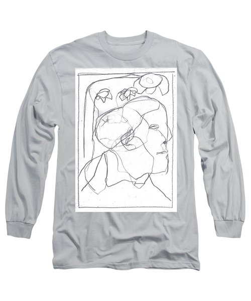 I Was Born In A Mine 11 Long Sleeve T-Shirt