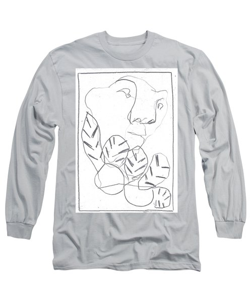 I Was Born In A Mine 2 Long Sleeve T-Shirt