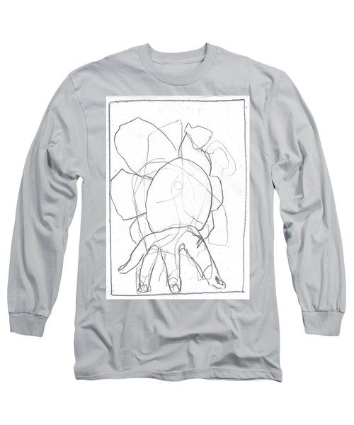 I Was Born In A Mine 6 Long Sleeve T-Shirt
