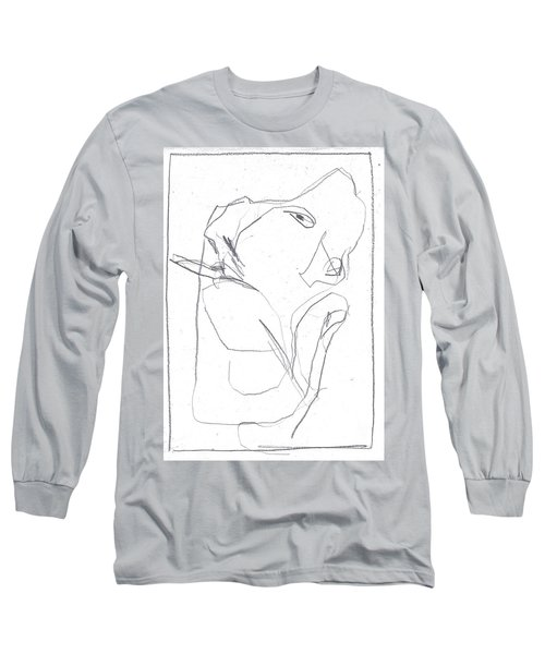 I Was Born In A Mine 7 Long Sleeve T-Shirt