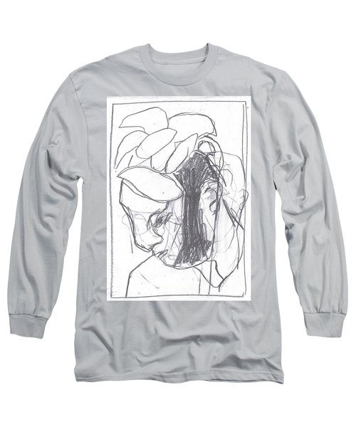 I Was Born In A Mine 8 Long Sleeve T-Shirt