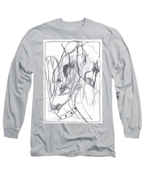 I Was Born In A Mine 9 Long Sleeve T-Shirt