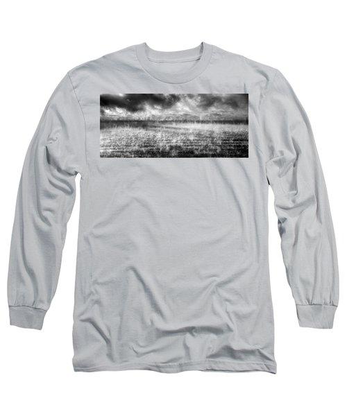 Ice Fog  Long Sleeve T-Shirt