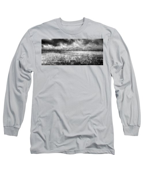 Ice Fog  Long Sleeve T-Shirt