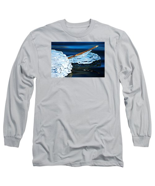 Ice Formation 12 Long Sleeve T-Shirt