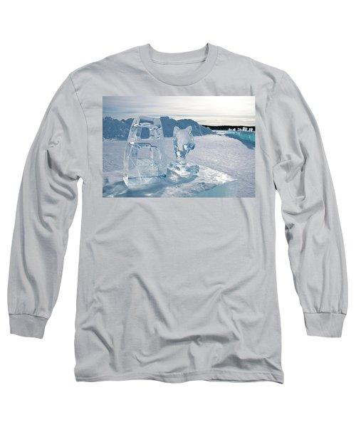Ice Sculpture Long Sleeve T-Shirt
