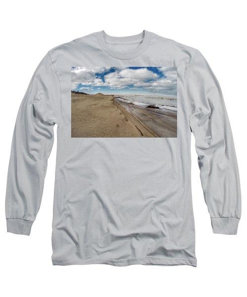 Ice Shelf Long Sleeve T-Shirt