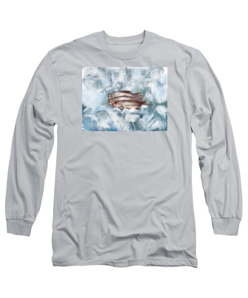 Iced Fish Long Sleeve T-Shirt