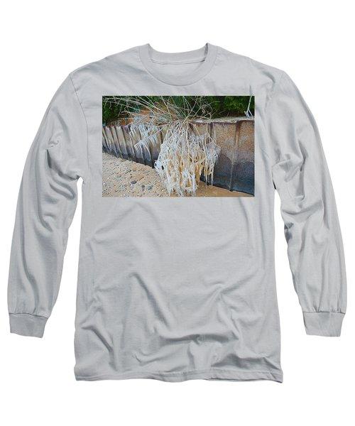 Iced Over Long Sleeve T-Shirt