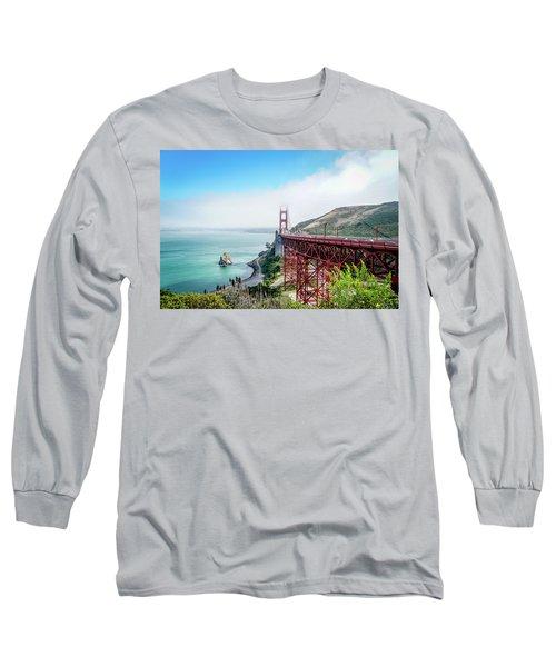 Iconic Bridge Long Sleeve T-Shirt